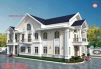 Thiết kế xây dựng biệt thự