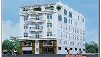Thiết kế xây dựng khách sạn