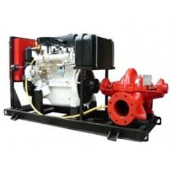 Bơm nước chữa cháy động cơ Diesel