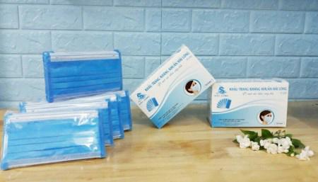Khẩu trang kháng khuẩn Hải Long
