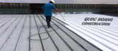 Thi công sơn chống nóng mái