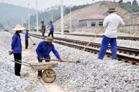 Xây dựng đường sắt