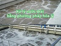 Xử lý nước thải PP hóa lý
