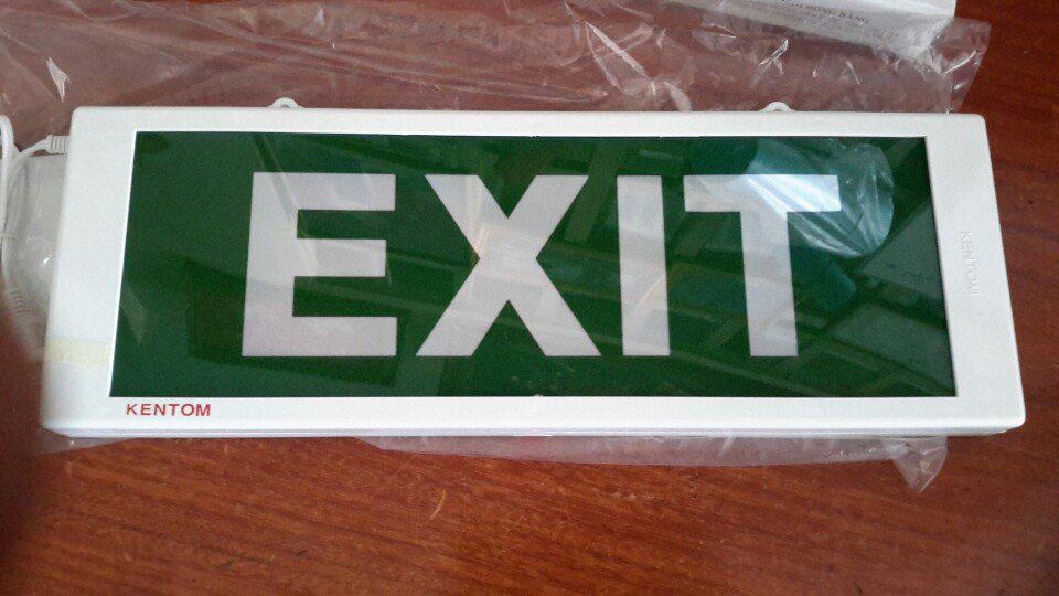 Đèn Exit thoát hiểm