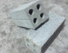 Gạch 4 lỗ không nung