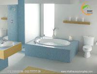 Thiết kế kiến trúc nhà vệ sinh
