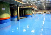 Bọc phủ Composite cho nền nhà xưởng