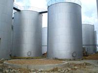 Bồn chứa dầu ăn