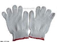 Găng tay vải sợi