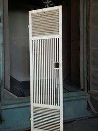 Sơn tĩnh điện cửa sắt