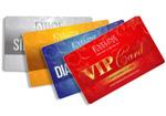 In thẻ nhựa VIP Card