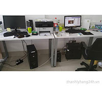 Thanh lý bàn ghế văn phòng 0169