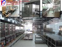 Hệ thống bếp bệnh viện