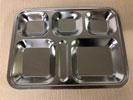 Khay cơm inox 5 ngăn