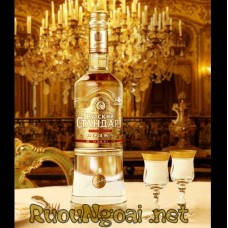 Vodka Ctahoapt Gold 75cl
