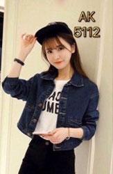 áo Jean nữ