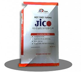 Bột trét nội thất Jico