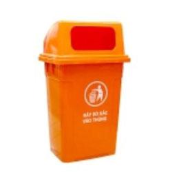 Thùng rác công cộng 90 lít