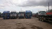 Dịch vụ giao nhận vận tải đường bộ