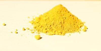 Bột màu vàng