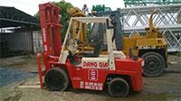 Xe Nâng Hàng NNISSAN (4 tấn)