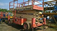 SCISSOR LIFT JLG 500RTS (18 mét)