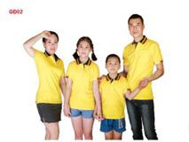 Áo thun đồng phục gia đình