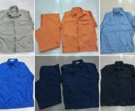 Quần áo công nhân các loại