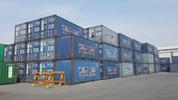 Cho thuê kho bãi container