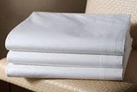 Vải trắng trơn