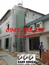 Thang tải hàng 200kg ở Tiền Giang
