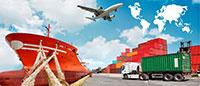 Vận tải trong nước - Quốc tế