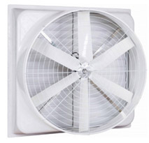 Quạt thông gió vuông Composite