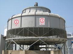 Tháp giải nhiệt tròn Liang Chi
