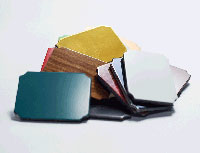 Tấm hợp kim nhôm nhựa