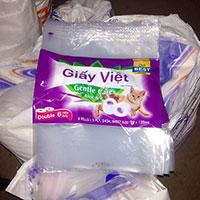 In túi giấy vệ sinh