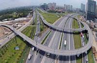 Thi công xây dựng cầu đường