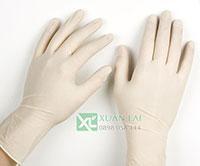 Găng tay cao su Latex