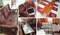 Mua bán thanh lý bàn ghế cũ