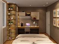 Thiết kế thi công nội thất phòng ngủ