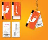 Nhãn treo thẻ bài
