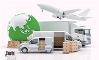 Vận tải biển kết hợp hàng không