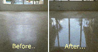 Đánh bóng phục hồi sàn đá