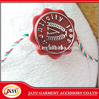 Customized hangtag seal tag