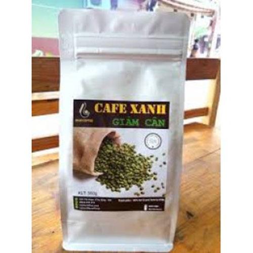 Cà phê xanh giảm cân