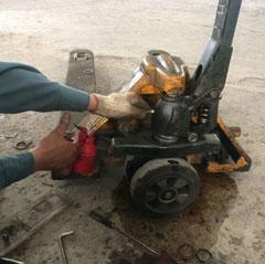 Sửa chữa bảo trì xe nâng