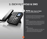 Dịch vụ thoại và SMS