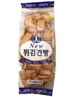 Bánh quy lúa mạch nướng Geum