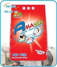 Bột giặt Amazon