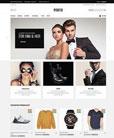 Mẫu website bán hàng thời trang